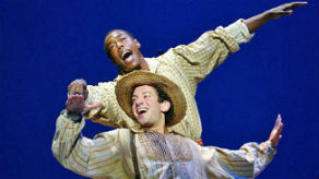2010 – Deaf West Theatre and CCH Pounder