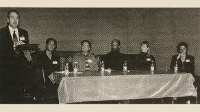 2003 – Tim Dang, Ben Donenberg, Sheldon Epps, Julia Flores and April Webster