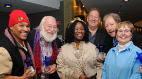 "2010 – William ""Bill"" Brown, Frank Galati, Ron ""OJ"" Parson and Russ Tutterow"