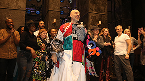 John Schiappa Kicks Off Girl From the North Country's Run With the Legacy Robe!