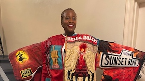 Anastacia McCleskey is the First Reopening Robe Recipient!
