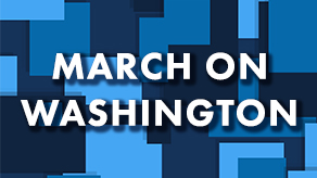 MARCH ON WASHINGTON: HOPE IN A DIVIDED NATION