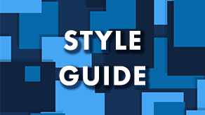 INTRODUCING EQUITY'S STYLE GUIDE